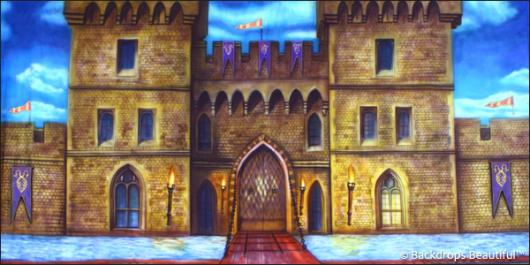 Backdrops: Medieval Castle 1