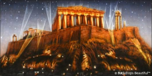 Backdrops: Acropolis 1