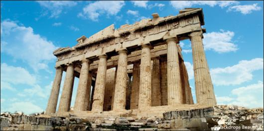 Backdrops: Parthenon 2