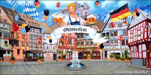 Backdrops: Oktoberfest 5