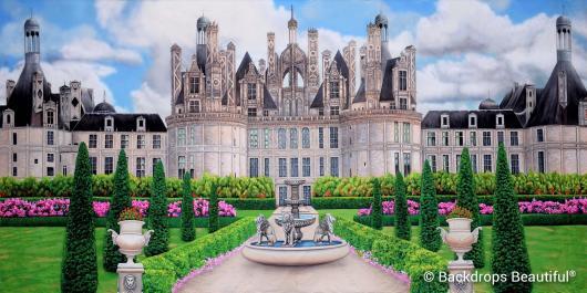 Backdrops: Castle 4 Renaissance