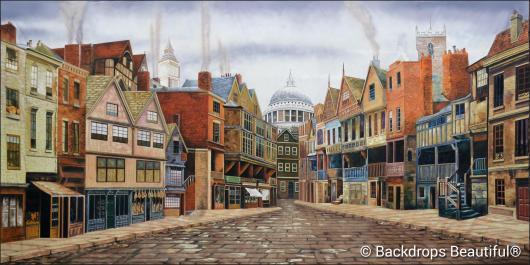 Backdrops: London Streets 3