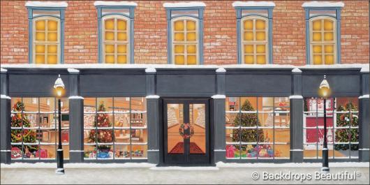 Backdrops: European Street Scene 13