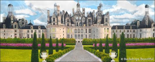 Backdrops: Castle 6 Renaissance