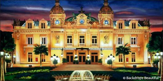 Backdrops: Casino Royale 1