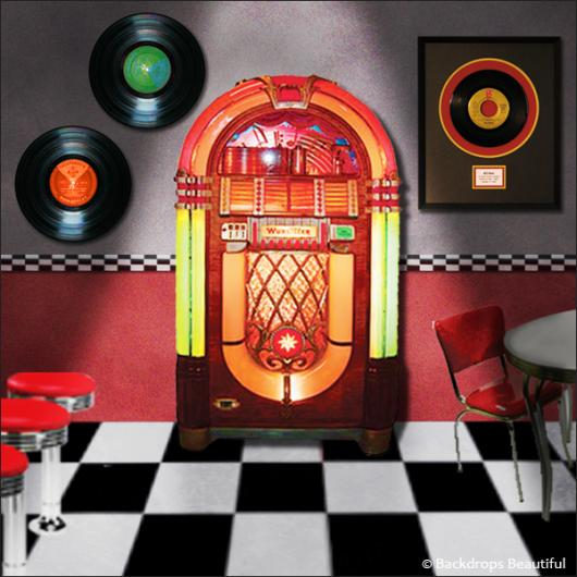 Backdrops: Jukebox