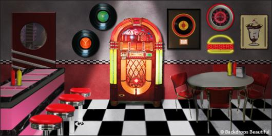 Backdrops: Jukebox 2