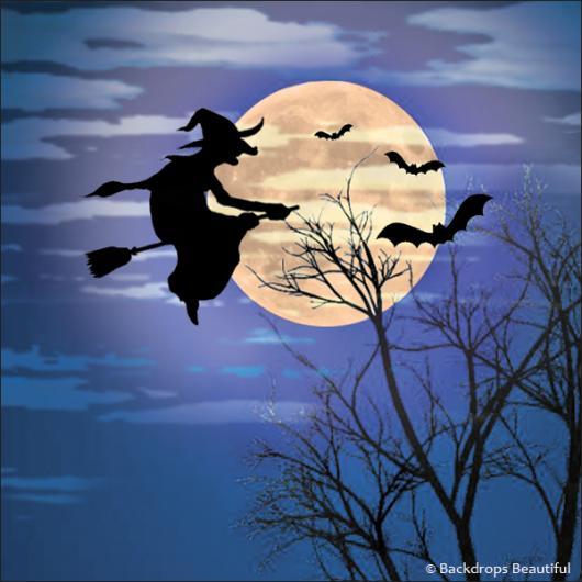Backdrops: Wicked Moon 1B