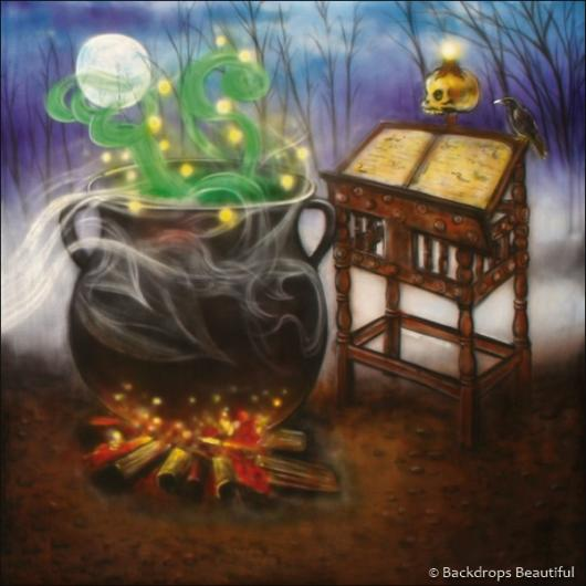 Backdrops: Cauldron 1B