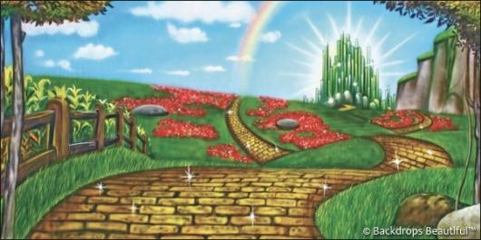 Backdrops: Wizard of Oz 3A
