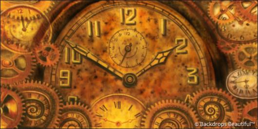 Backdrops: Clocks 2