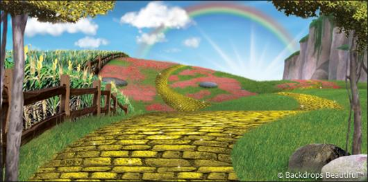 Backdrops: Wizard of Oz 9