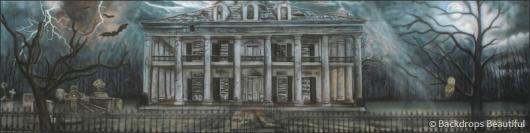 Backdrops: Haunted Mansion 3