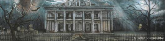 Backdrops: Haunted Mansion 3