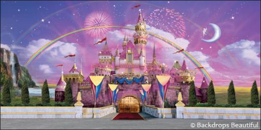 Backdrops: Fantasy Castle 2