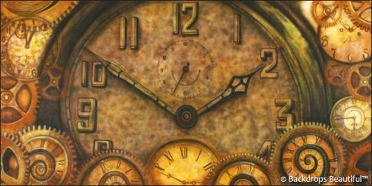 Backdrops: Clocks 1