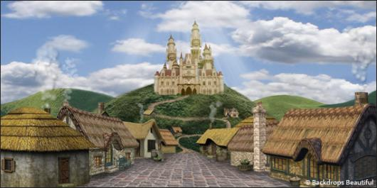 Backdrops: Fantasy Kingdom 1