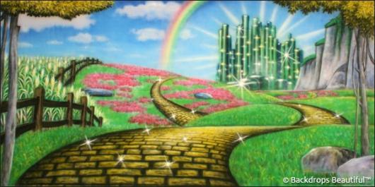 Backdrops: Wizard of Oz 1C