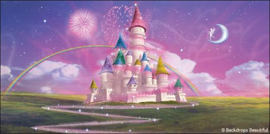 Backdrops: Fantasy Castle 1B