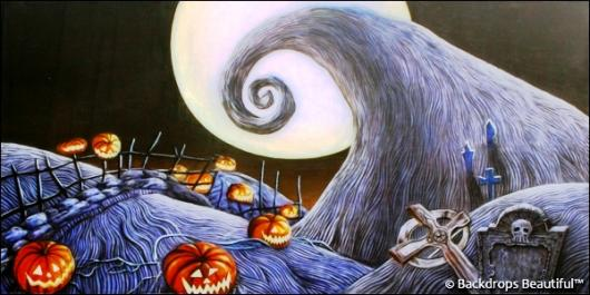 Backdrops: Wicked Moon 5 Mountain