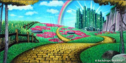 Backdrops: Wizard of Oz 1D