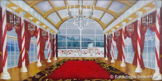 Backdrops: Candy Castle Interior 5