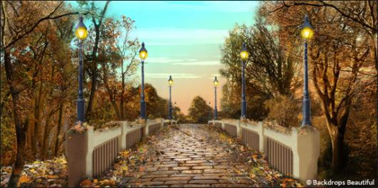 Backdrops: Walk in the Park Autumn 1
