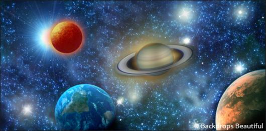 Outer Space Pictures Of Planets