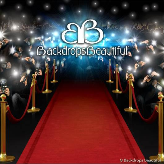 Backdrops: Paparazzi Digital BB