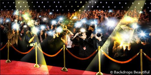 Backdrops: Paparazzi Celebrity 13