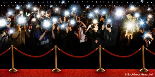 Backdrops: Paparazzi Celebrity  6