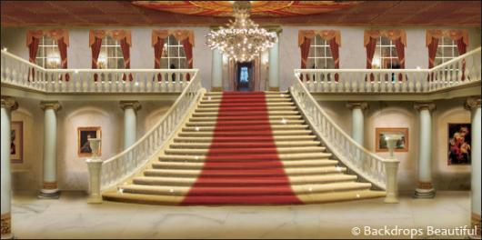 Backdrops: Mansion Interior  6