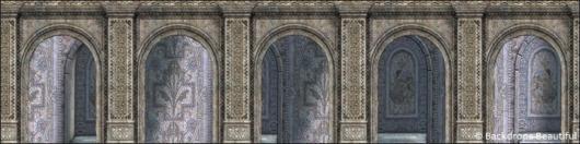 Backdrops: Ancient Palace 1
