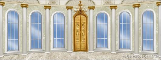 Backdrops: Palace Interior 8
