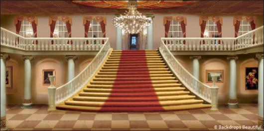 Backdrops: Mansion Interior 2B