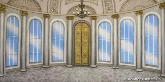 Backdrops: Palace Interior 2
