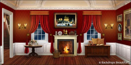 Backdrops: Living Room 2