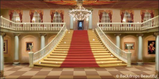 Backdrops: Mansion Interior  2C