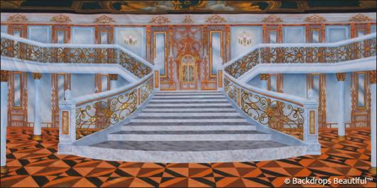 Backdrops: Mansion Interior  9 Gold