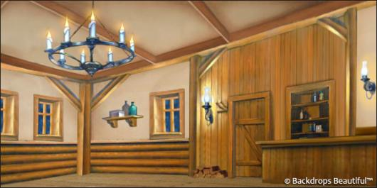 Backdrops: Tavern Interior 3