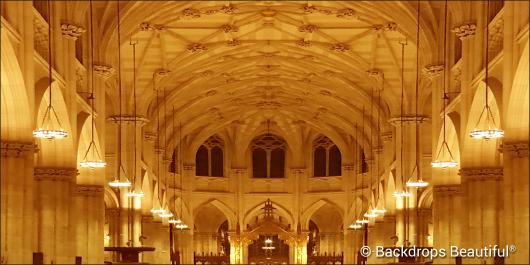 Backdrops: Cathedral Interior 1