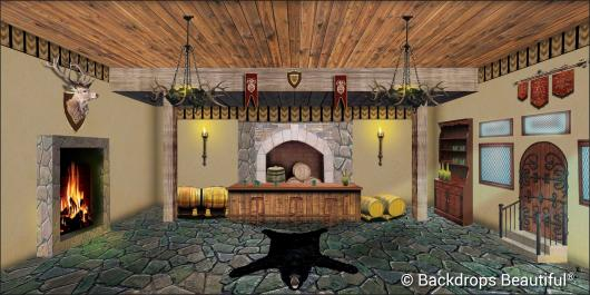 Backdrops: Tavern Interior 4