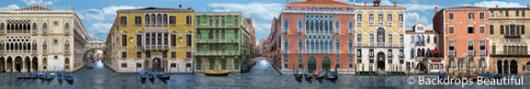 Backdrops: Venice 1 Panel