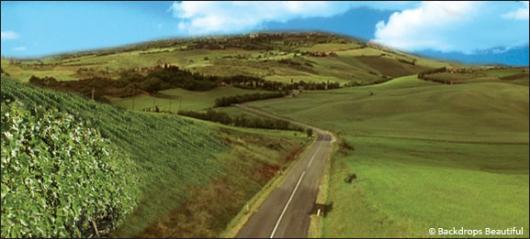 Backdrops: Tuscany 2