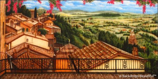 Backdrops: Tuscany 4