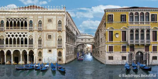 Backdrops: Venice 1A