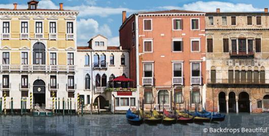 Backdrops: Venice 1D