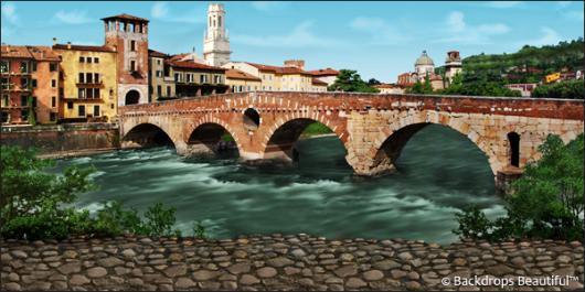 Backdrops: Verona 1