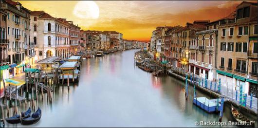 Backdrops: Venice 2