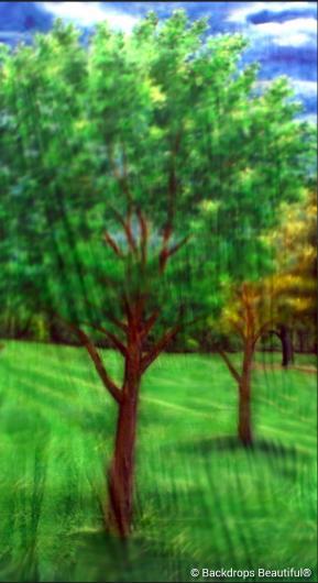 Backdrops: Tree Leg 12A
